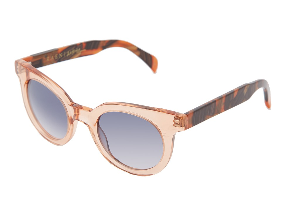 RAEN Optics - Arkin (Crystal Rose Front/Calico Temple) Sport Sunglasses