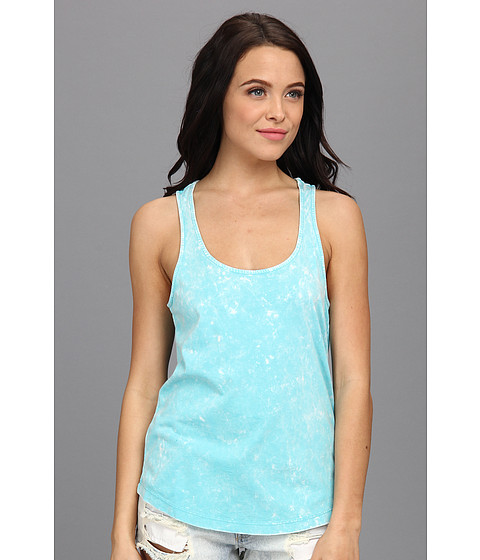 Volcom - Show Your Tips Tank (Teal) Women