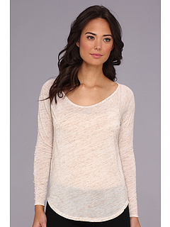 SALE! $16.99 - Save $13 on Volcom Lived In Sheer L S Tee (Tan) Apparel - 42.41% OFF $29.50