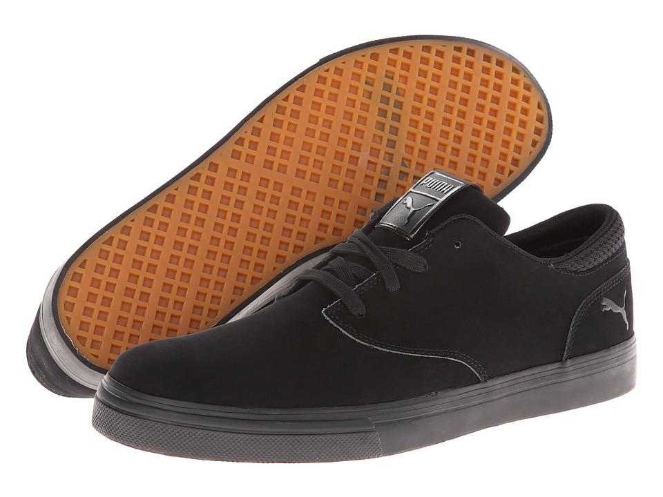 PUMA - El Seevo (Black) Men's Shoes