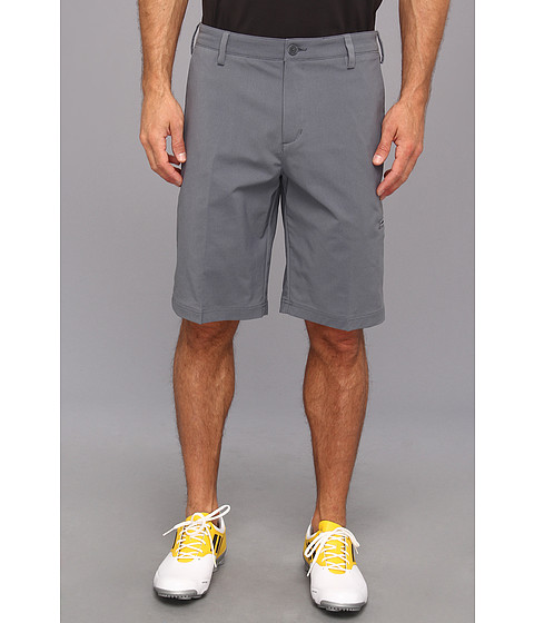 adidas Golf - 5-Pocket Tech Short '14 (Lead) Men's Shorts