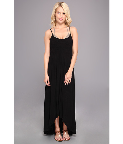 Seafolly - The Twist Maxi (Black) Women's Swimwear
