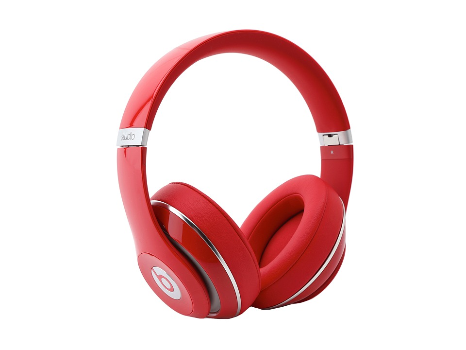 Beats By Dre - Studio 2.0 Over-Ear Headphone (Red) Headphones
