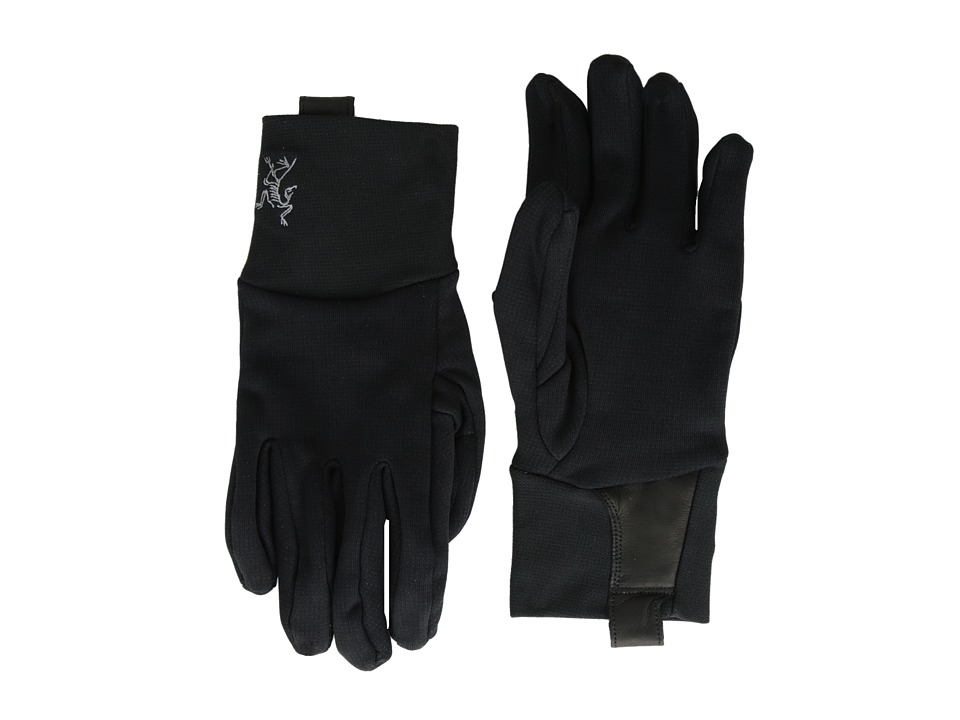 Arc'teryx - Rivet AR Glove (Black) Extreme Cold Weather Gloves