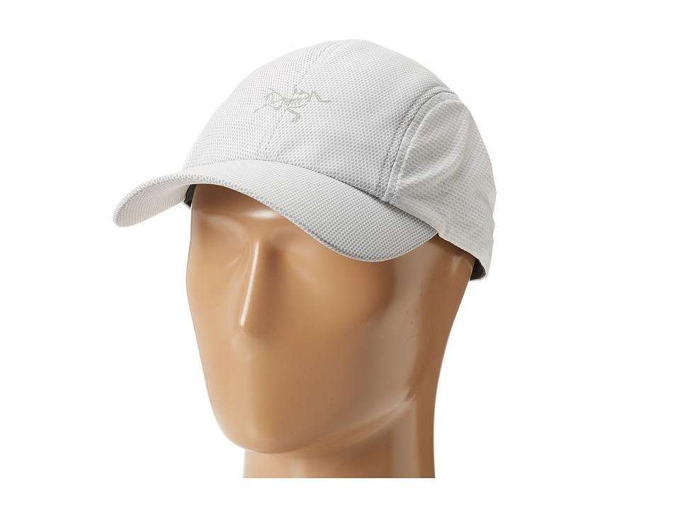 Arc'teryx - Accelero Cap (White) Baseball Caps