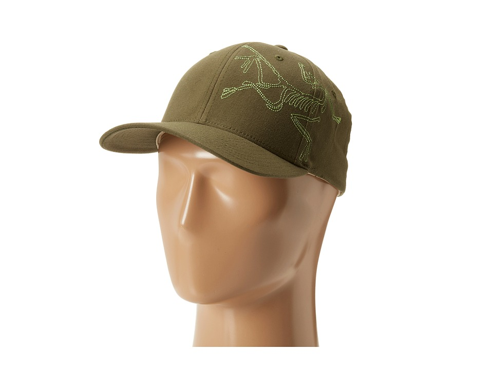 Arc'teryx - Bird Stitch Cap (Moss) Caps