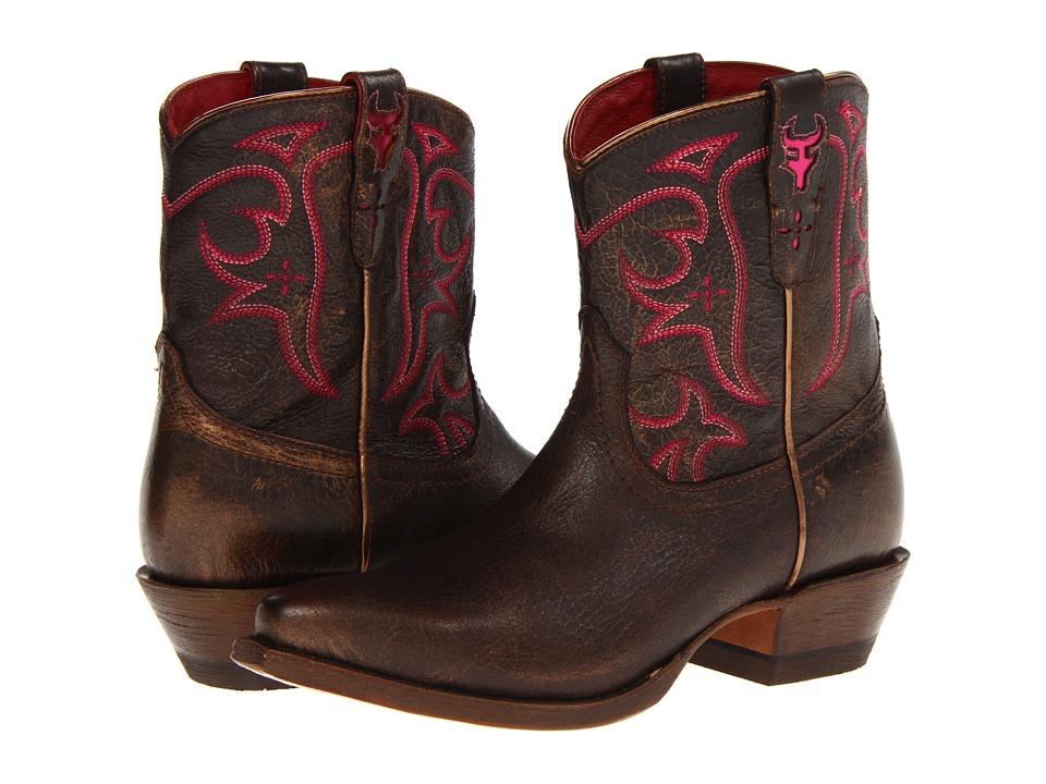 Trask - Laurel (Bronze) Women's Boots