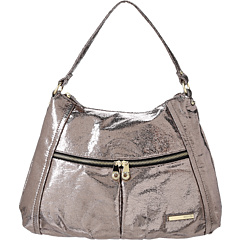 SALE! $50.81 - Save $48 on Kenneth Cole Reaction Wooster St Hobo (Pewter) Bags and Luggage - 48.68% OFF $99.00