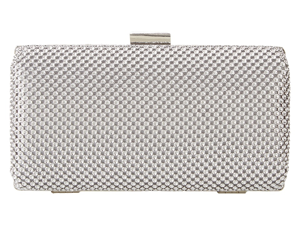 Nina - Kenney (Silver) Evening Handbags