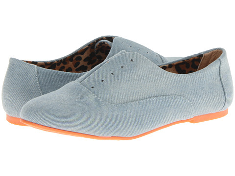 Dirty Laundry - Off The Wall (Baby Blue) Women's Shoes