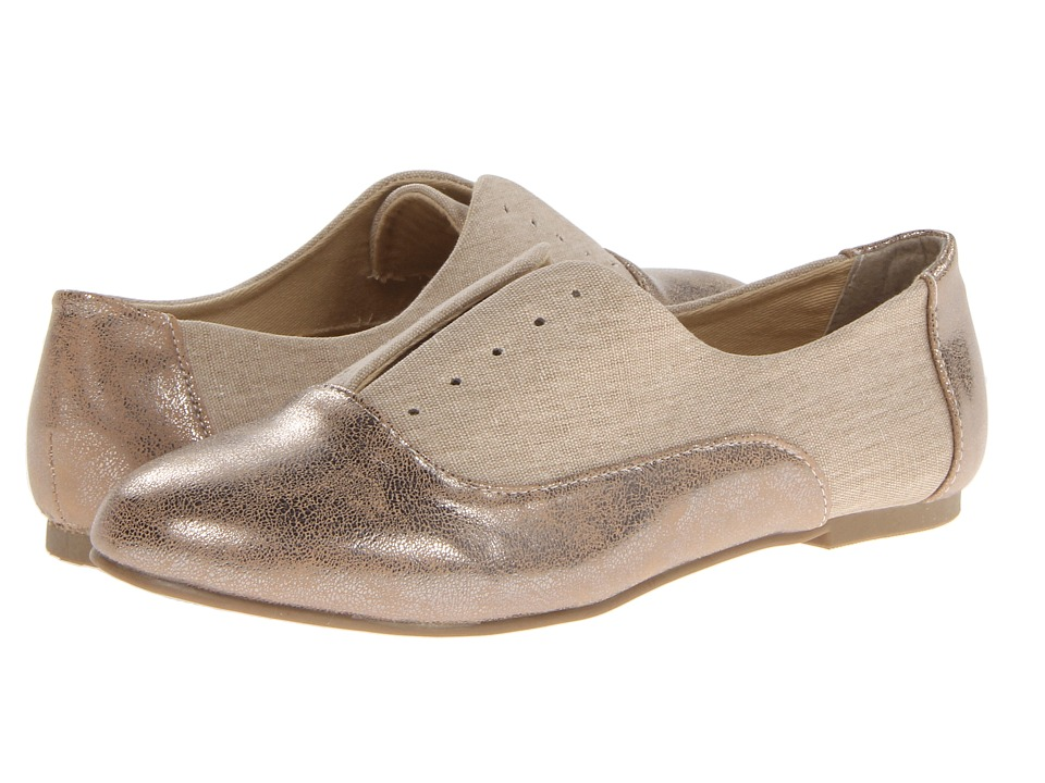 Dirty Laundry Off The Wall (Tan/Champagne) Women