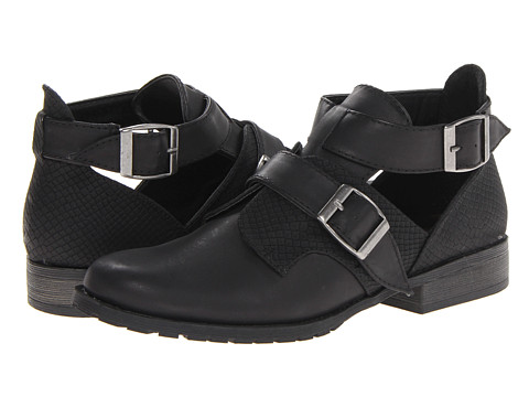 Michael Antonio - Payne (Black) Women's Slip on Shoes