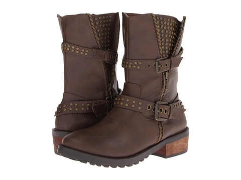Penny Loves Kenny - Alice (Brown) Women's Pull-on Boots