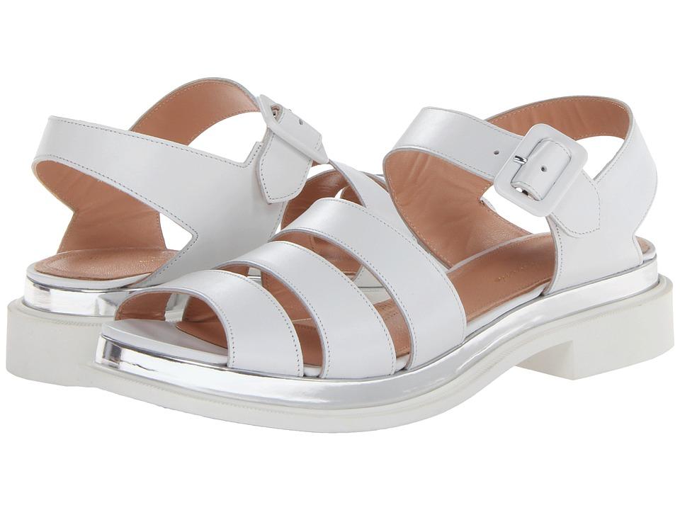 Robert Clergerie - Corson (#103#WHT LCALF) Women's Sandals