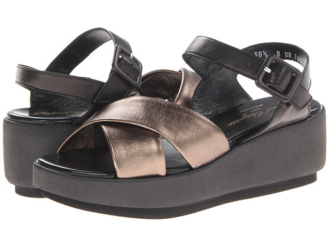 Robert Clergerie - Palmier (848 Pwtr Nappa) Women's Sandals