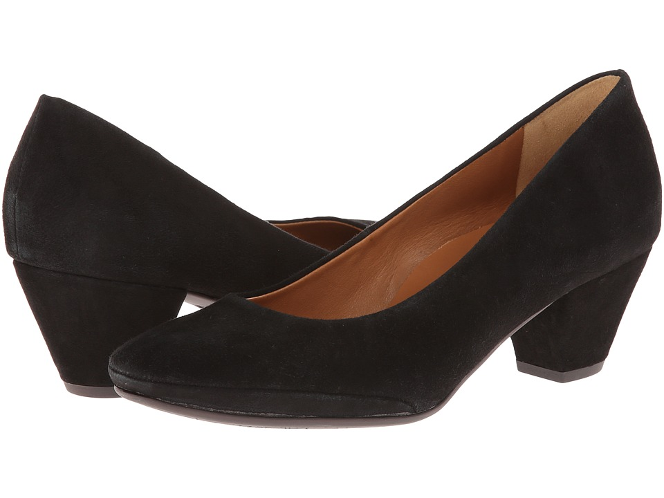 Mephisto - Paldi (Black Velcalf Premium) Women's Shoes