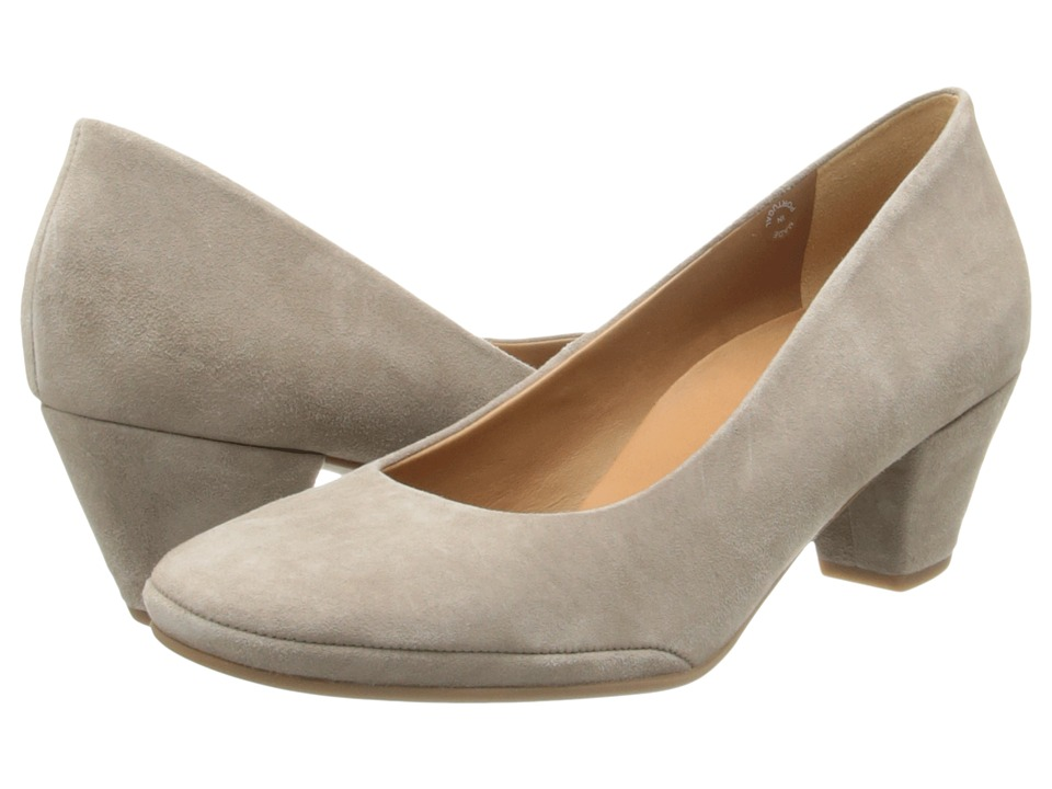 Mephisto - Paldi (Warm Grey Velcalf Premium) Women's Shoes