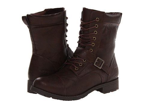 Rocket Dog - Birmingham (Espresso Denver) Women's Lace-up Boots