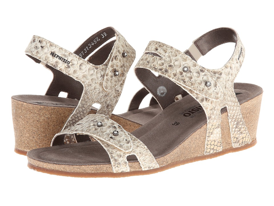 Mephisto - Minoa (Gold Boa) Women's Sandals