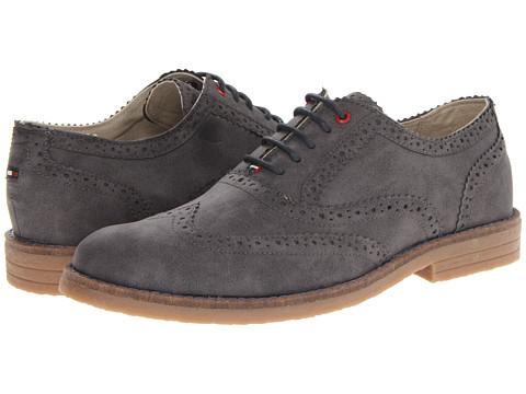 Tommy Hilfiger - Stanford 2 (Grey) Men's Shoes