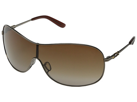 Oakley - Collected (Polished Chocolate w/Dark Brown Gradient) Sport Sunglasses