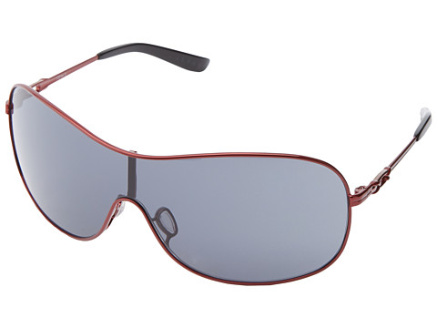 Oakley - Collected (Cayenne Red w/Grey) Sport Sunglasses