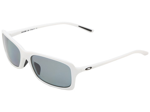 Oakley - Hall Pass (Artic w/Grey Polarized) Sport Sunglasses