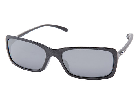 Oakley - Hall Pass (Metallic Black W/Black Iridium) Sport Sunglasses