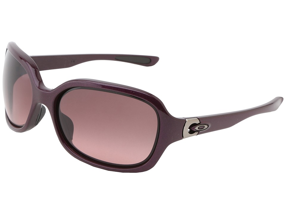 oakley womens pulse oo9198 16 polarized  womens pulse oo9198 12 sport sunglasses,purple orchid upc 700285824703 product image for oakley pulse (rasberry spritzer w/g40 black gradient)
