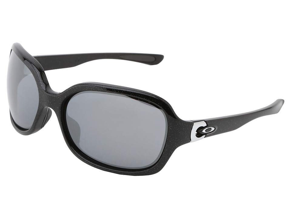 Oakley - Pulse (Mettalic Black w/OO Black Iridium) Sport Sunglasses