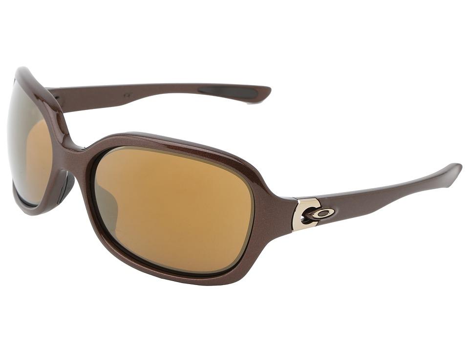 Oakley - Pulse (Chocolate Sin w/Gold Iridium) Sport Sunglasses