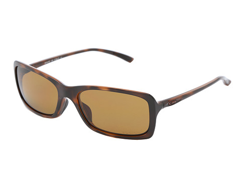 Oakley - Hall Pass (Tortoise w/Bronze Polarized) Sport Sunglasses