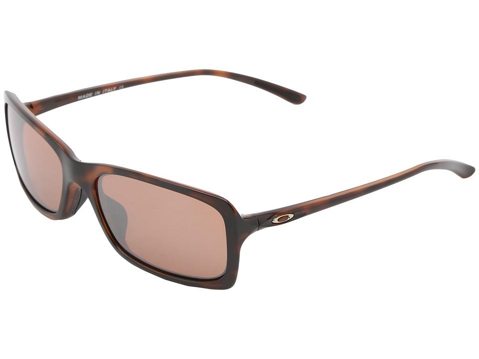 Oakley - Hall Pass (Tortoise w/VR28 Black Iridium) Sport Sunglasses
