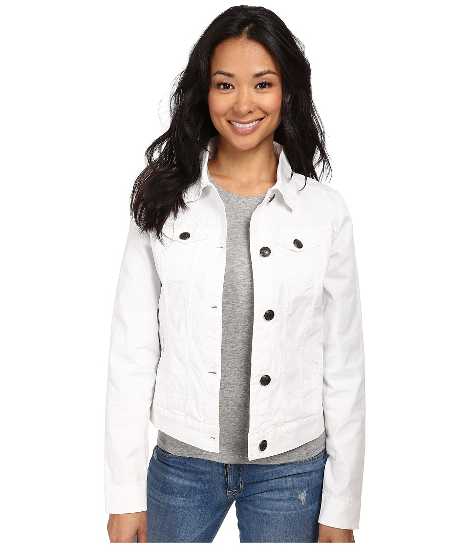 Aventura Clothing - Redford Jacket (White) Women's Coat