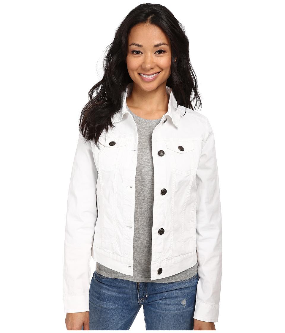 Aventura Clothing - Redford Jacket (White) Women's Coat