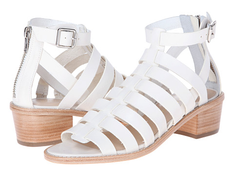 Loeffler Randall - Rooney (White) Women
