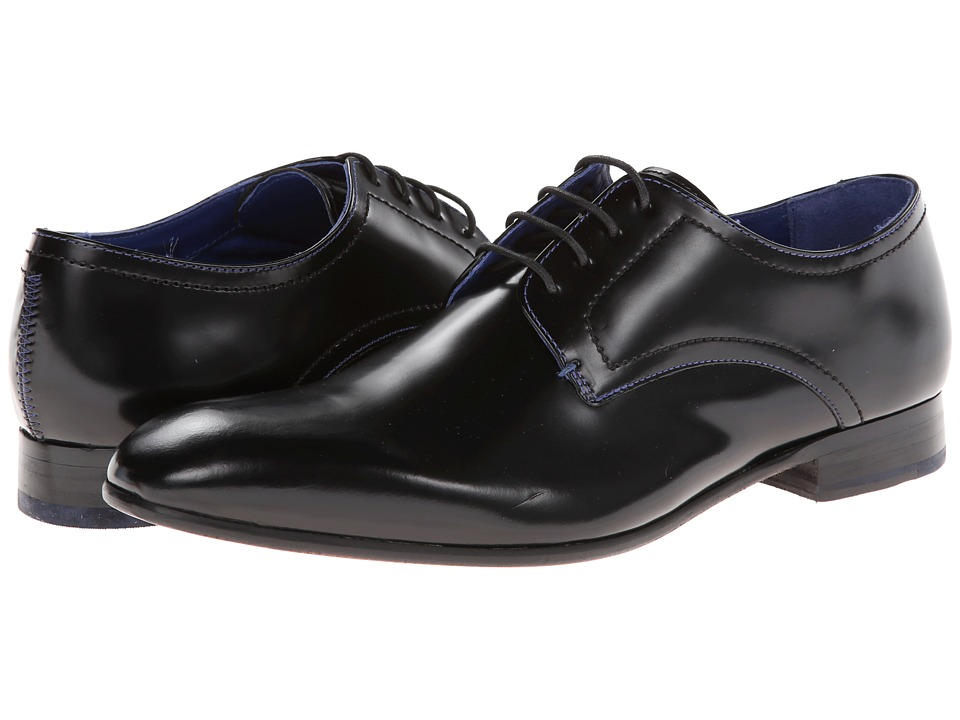 Ted Baker - Billay2 (Black Shine) Men's Shoes