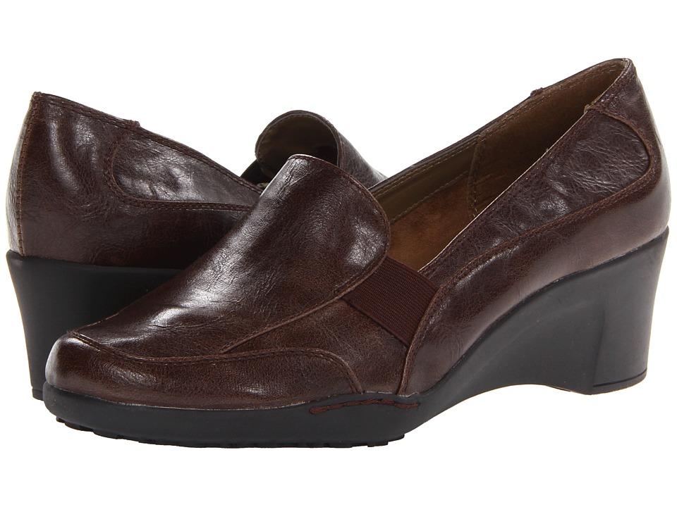 Aerosoles - Torque (Brown) Women's Slip on Shoes