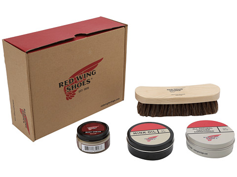 UPC 886882887676 - Red Wing Heritage Boot Care Kit Gift Box (None ...