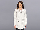 DKNY Jeans Hooded Zip-Up Parka