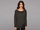 DKNY Jeans Cold Pigment Washed Pieced Tunic