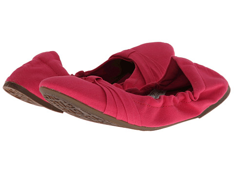 Keen - Cortona Bow CVS (Rose Red) Women's Shoes