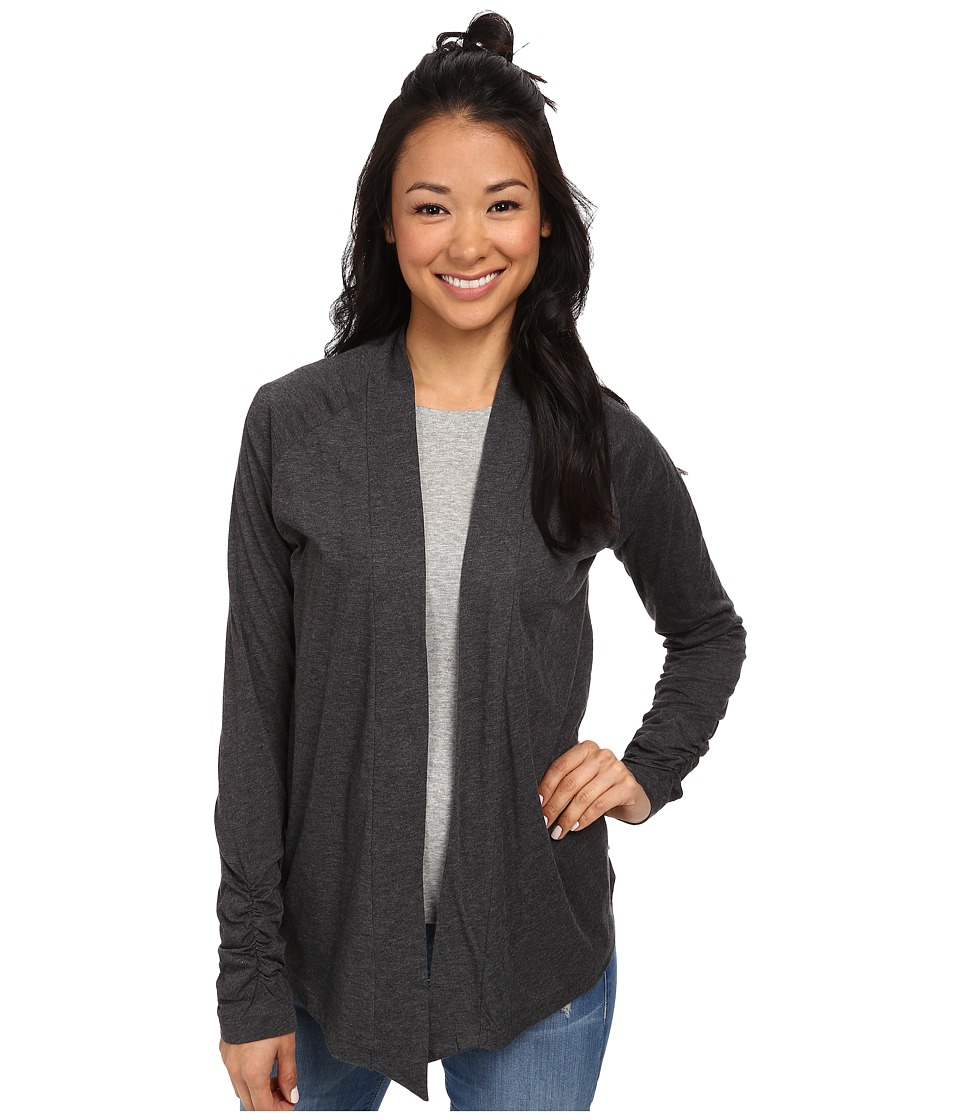 Aventura Clothing - Kyle Wrap (Black) Women's Sweater