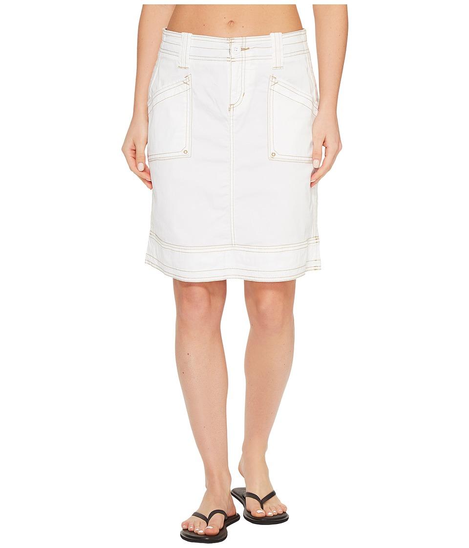 Aventura Clothing - Arden Skirt (White) Women's Skirt