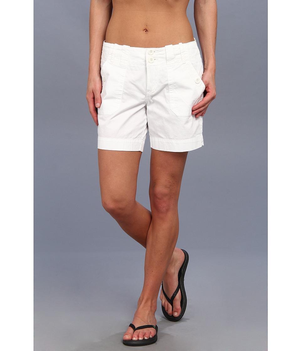 Aventura Clothing - Mayson Short (White) Women's Shorts