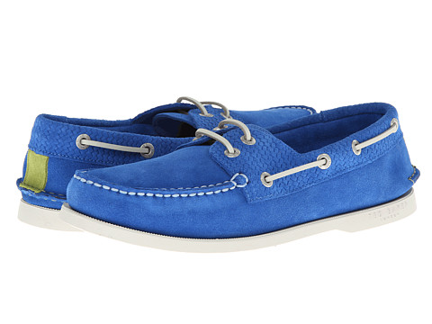 Ted Baker - Jaacob (Blue Suede) Men's Shoes