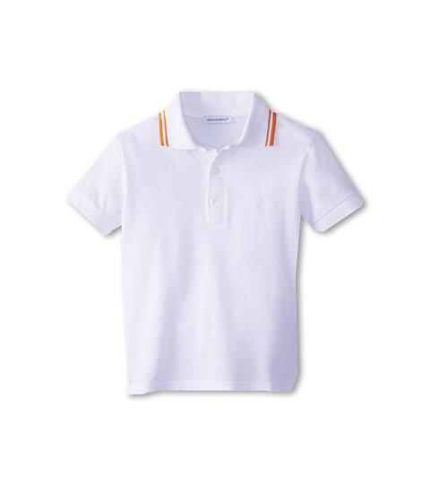 Dolce & Gabbana - Polo Shirt (Toddler/Little Kids) (Multi) Men