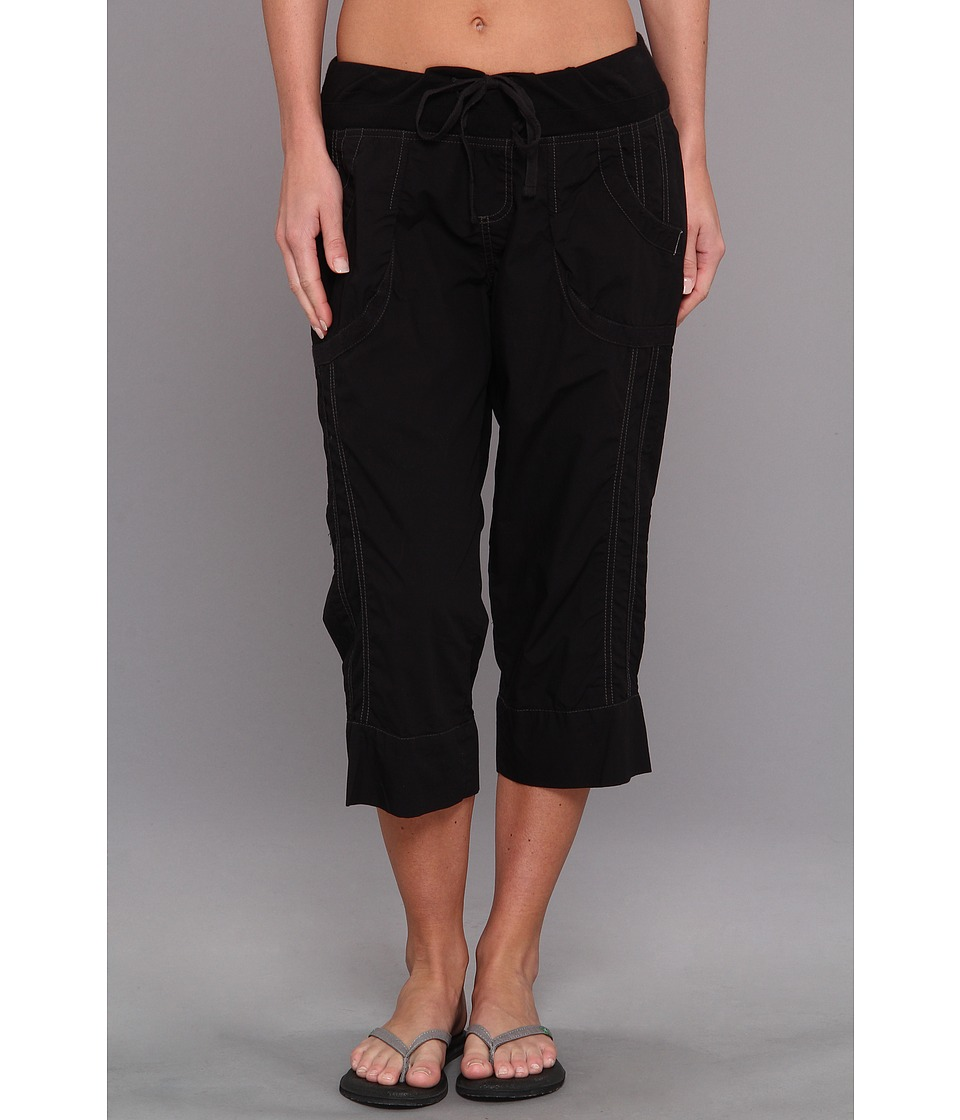 Aventura Clothing - Rowan Capri (Black) Women's Capri