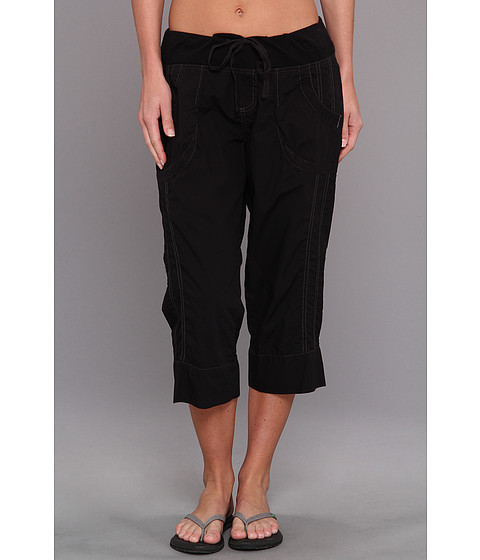 Aventura Clothing - Rowan Capri (Black) Women