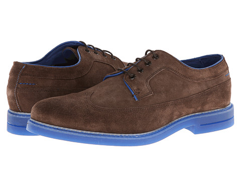 Ted Baker - Juippita (Brown Suede) Men's Shoes